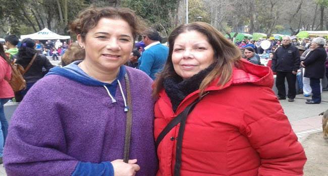 En la Fiesta de la Chilenidad de Curicó